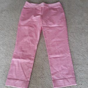 THE LIMITED Drew Fit Women's Size 0 Pink Pants